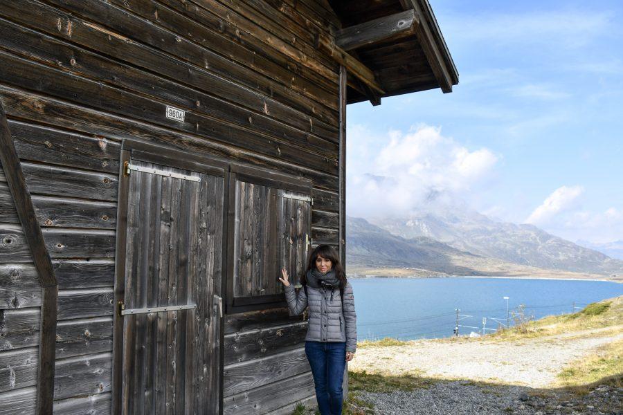 Trenino Rosso del Bernina: orari