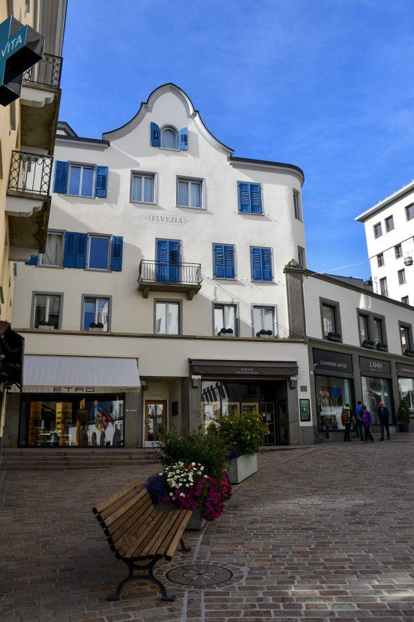 Saint Moritz: cosa vedere