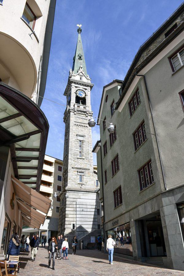 Saint Moritz e il Trenino Rosso del Bernina