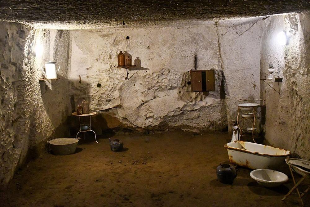 Cosa vedere a Napoli: la Galleria Borbonica