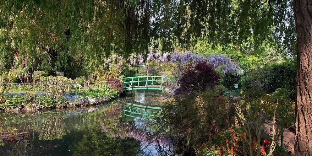 Il Giardino di Giverny di Claude Monet: la visita virtuale