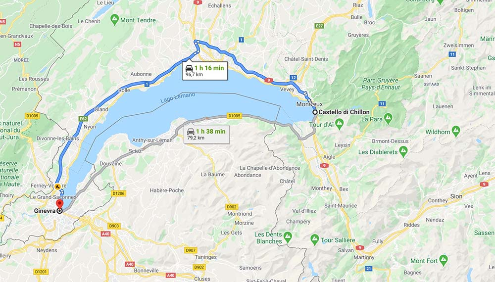 Ginevra-Castello-di-Chillon
