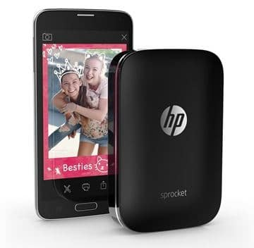 HP Sprocket stampante foto adesive