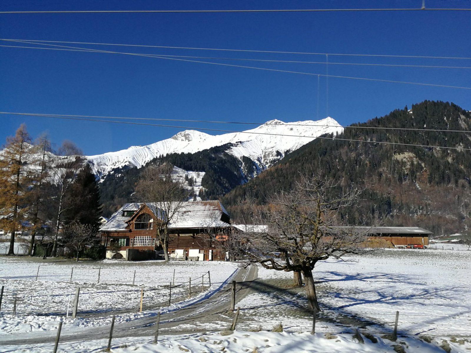 Eurocity Svizzera