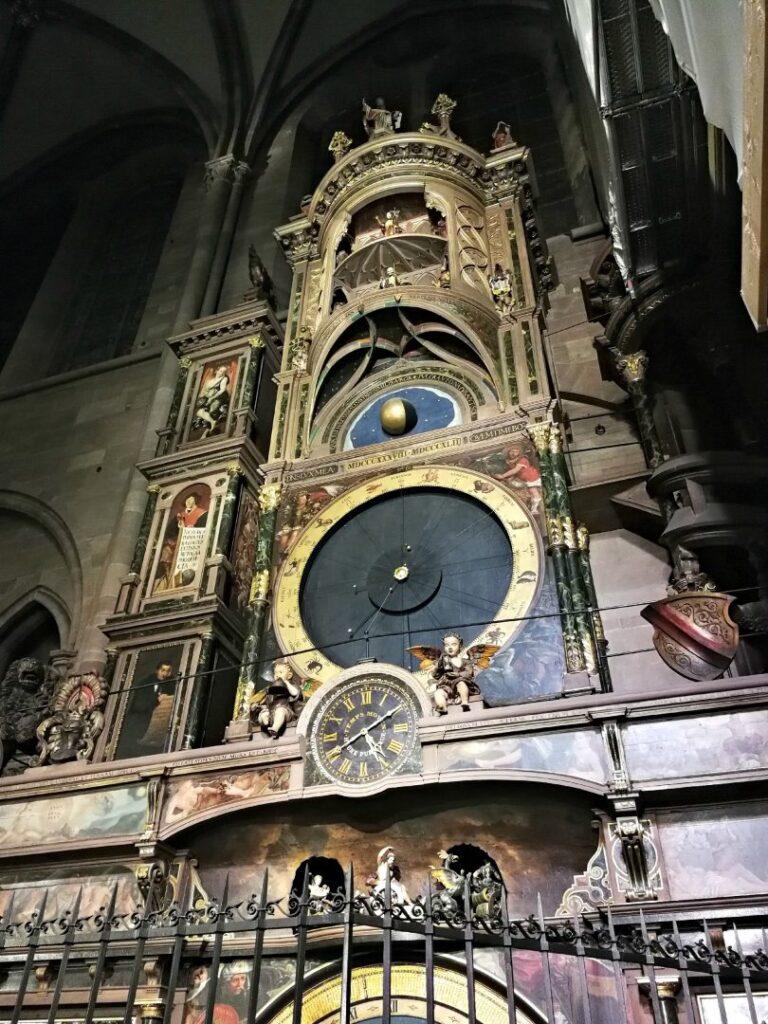 Orologio astronomico Strasburgo