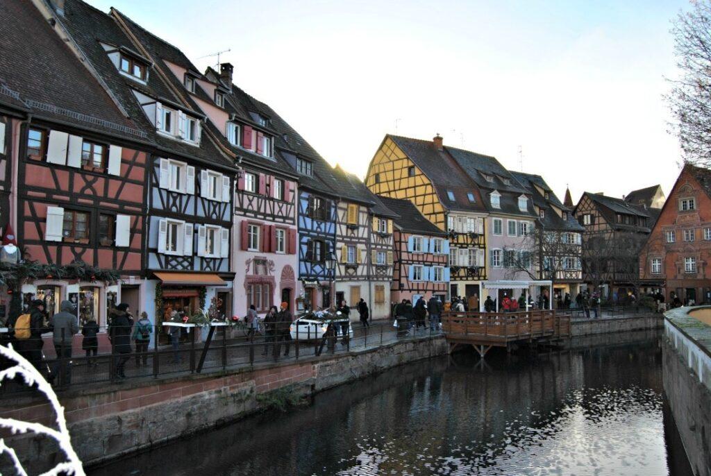 Colmar Alsazia Francia