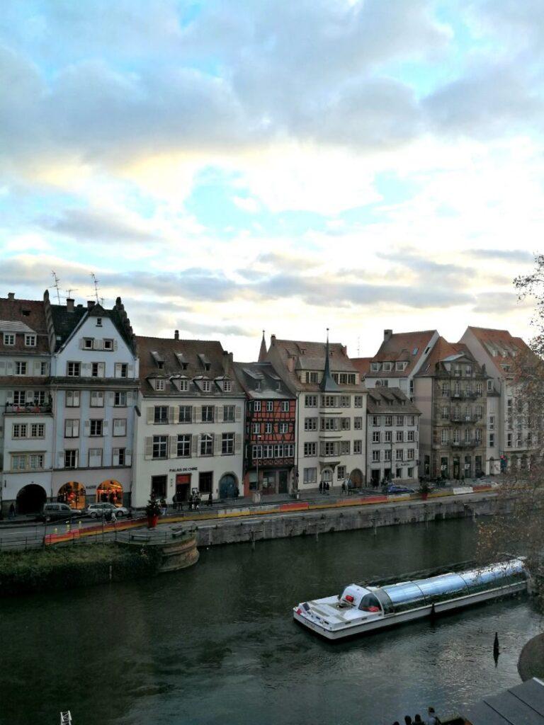 Panorama Strasburgo