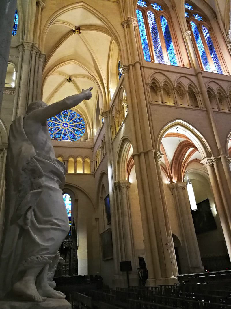 Cathedrale de Saint Jean Lyon