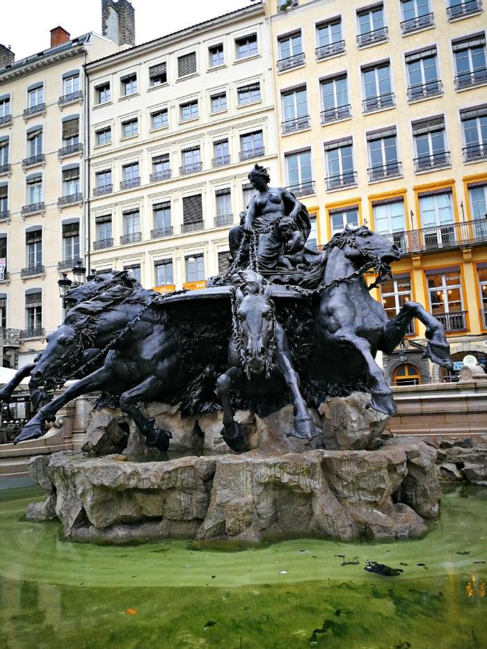 Fontaine Bartholdi_Lyon