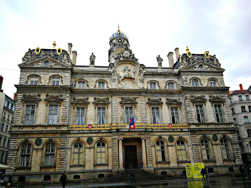 Hotel de la Ville_Lyon