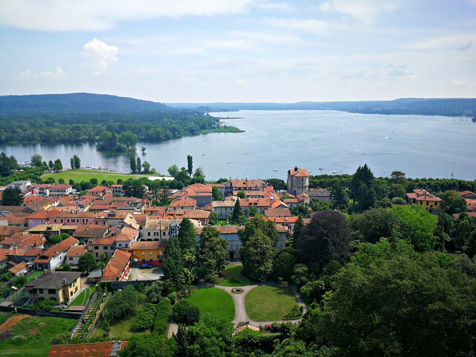 Cosa vedere_Lago_Maggiore_Rocca Borromea di Angera