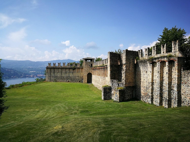 Visita alla Rocca Borromea di Angera