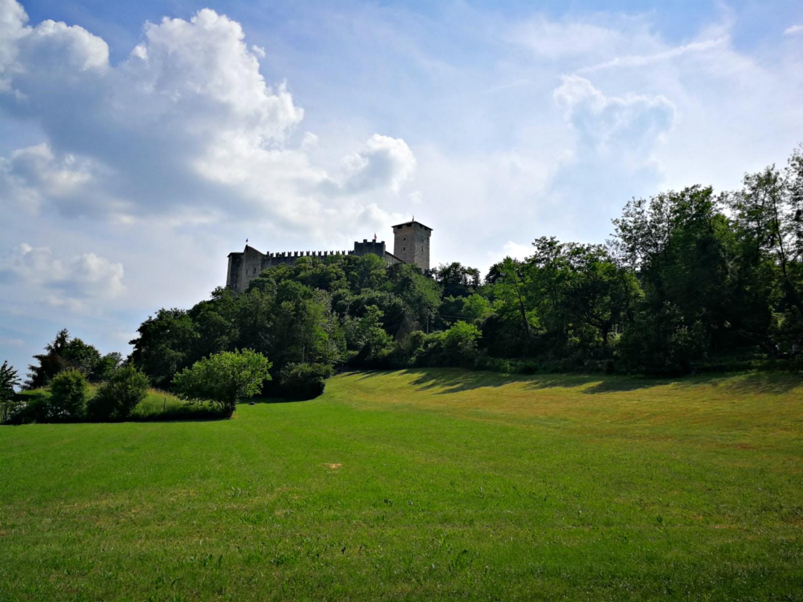 Rocca Borromea di Angera - Lago Maggiore