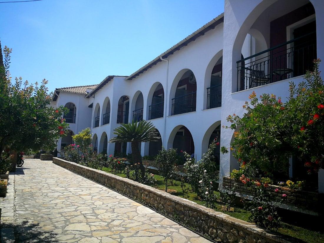 Iliada Beach Hotel_Gouvia_Corfù