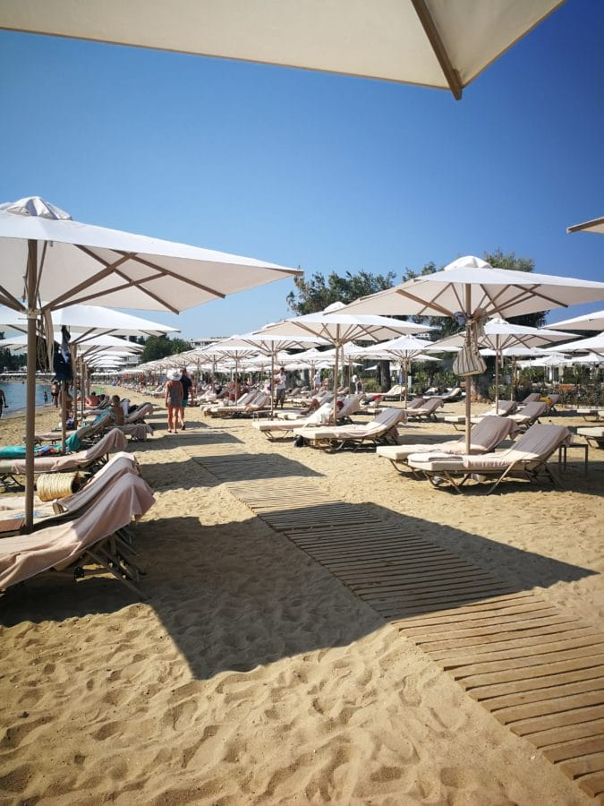 Dassia beach_Ikos_corfù