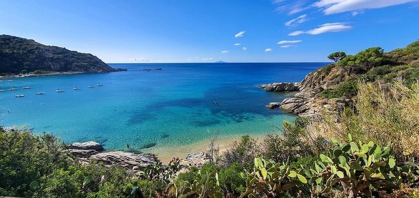 Spiagge più belle dell'Isola d'Elba