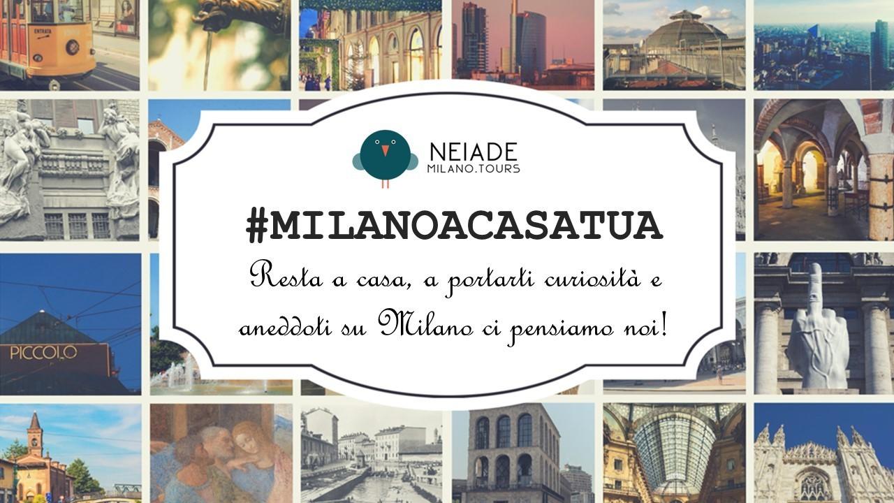 Milano tour virtuale: Neiade