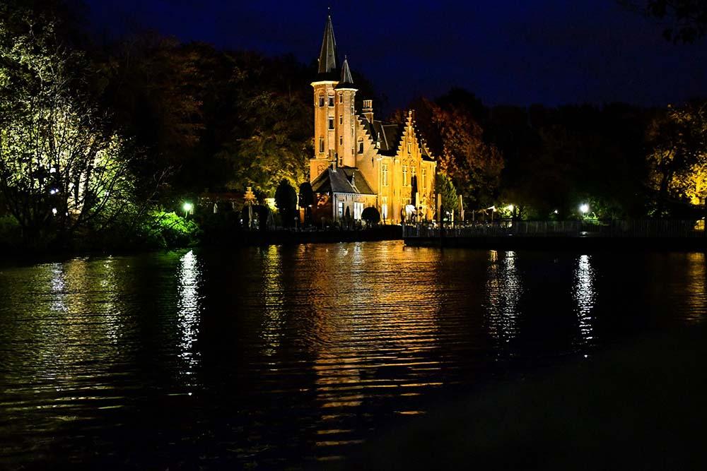 Bruges cosa vedere in tre giorni: il parco Minnewater