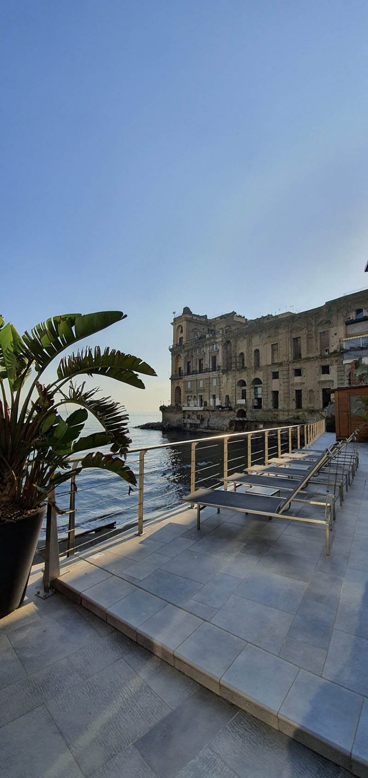 Centro Benessere a Napoli Posillipo