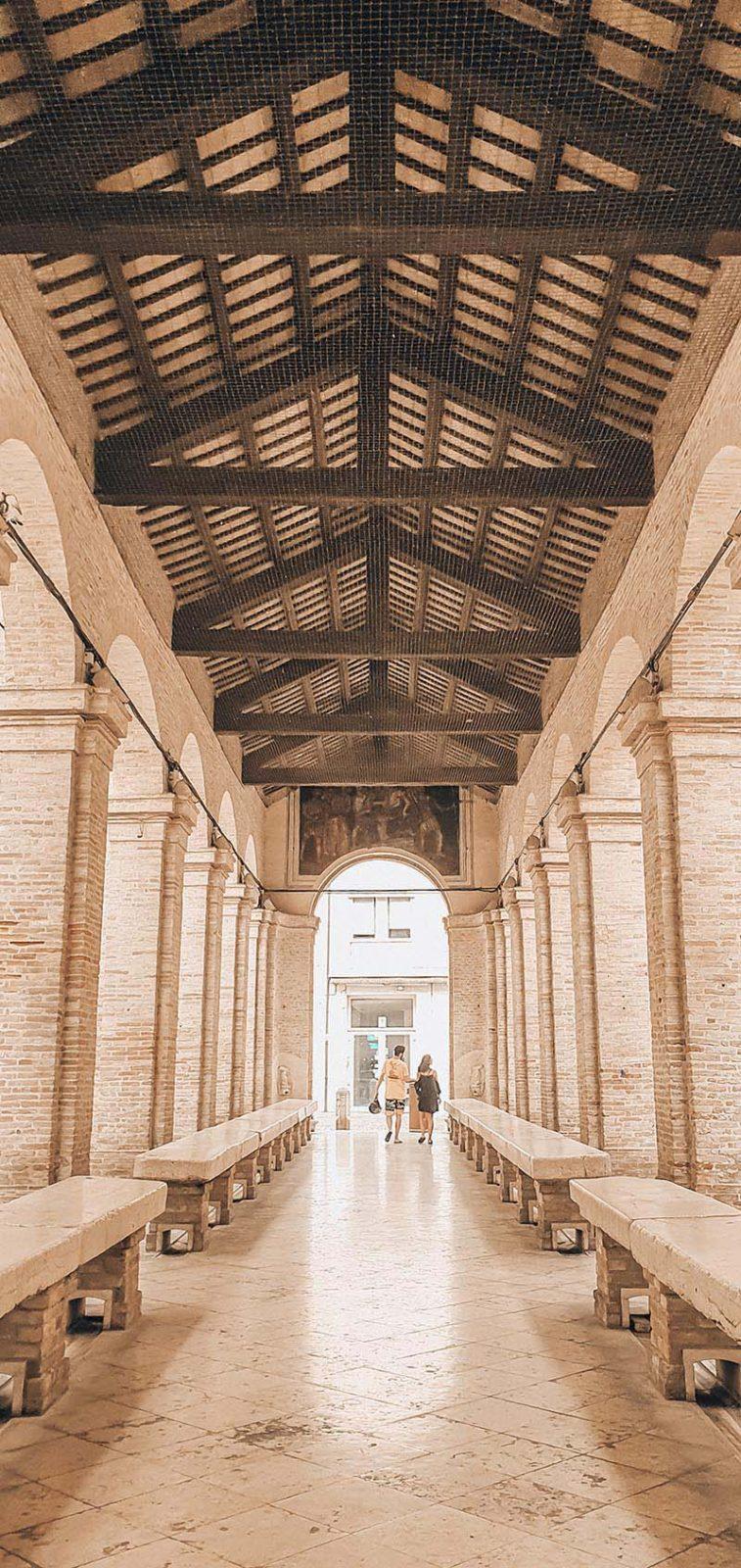 La Pescheria Vecchia di Rimini