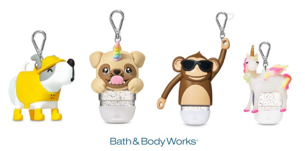 Porta gel igienizzante-bath & body works