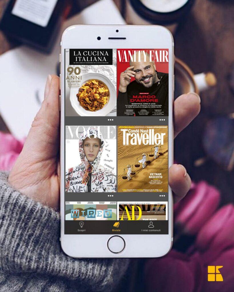 Readly: l'app per leggere le riviste