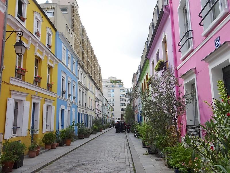 Cosa vedere a Parigi: Rue Crémieux