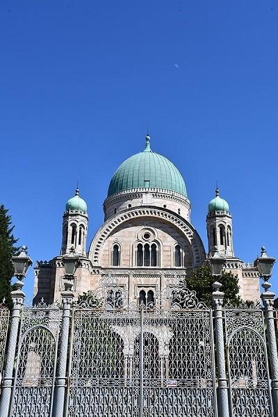 Sinagoga ebraica di Firenze