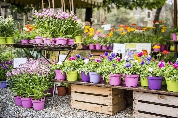 Soffio di primavera a Villa Necchi Campiglio