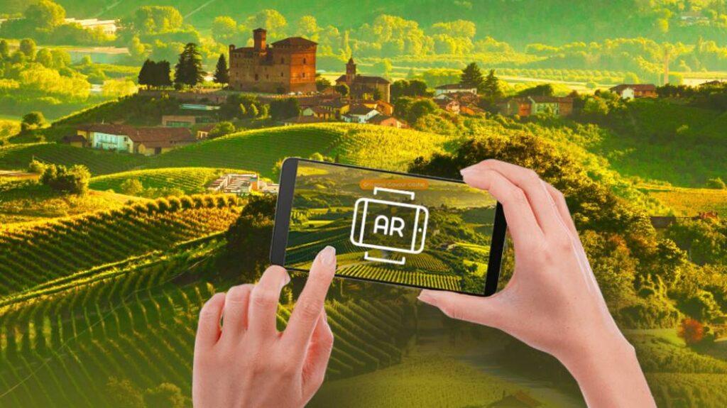 TabUI realtà aumentata app