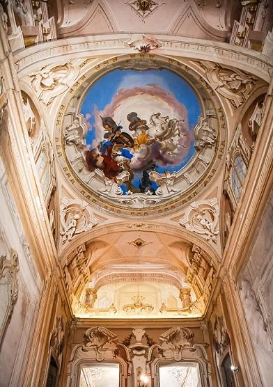 Villa Arconati FAR: lo Scalone d'Onore