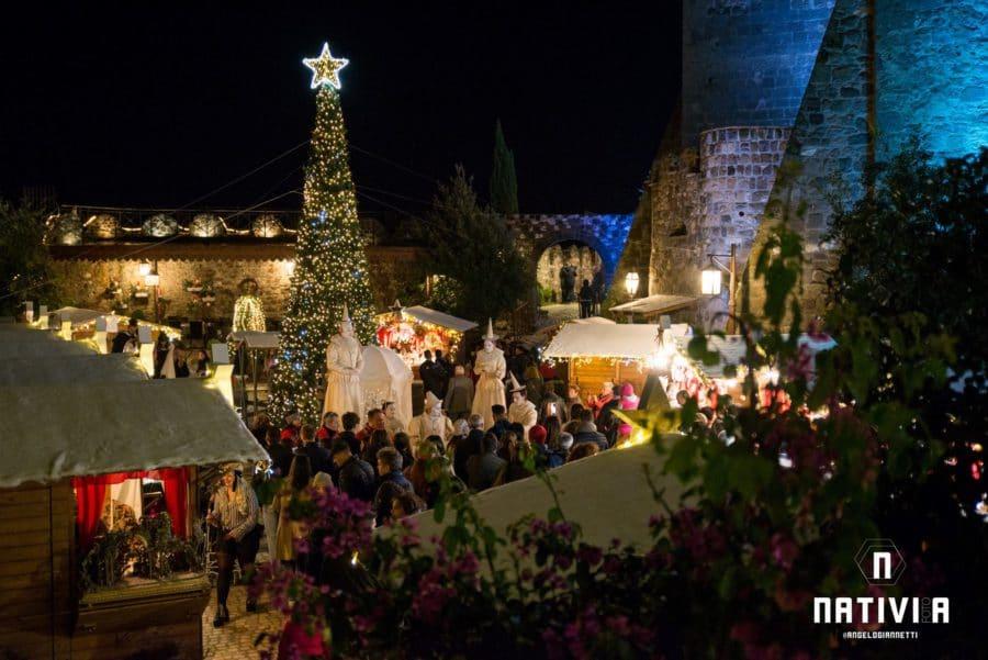 Castello di Limatola_Cadeaux al Castello_Natale2018
