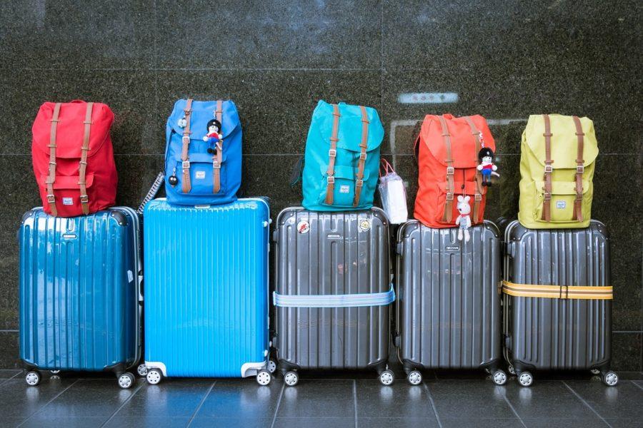 Viaggio on the road_come preparare la valigia