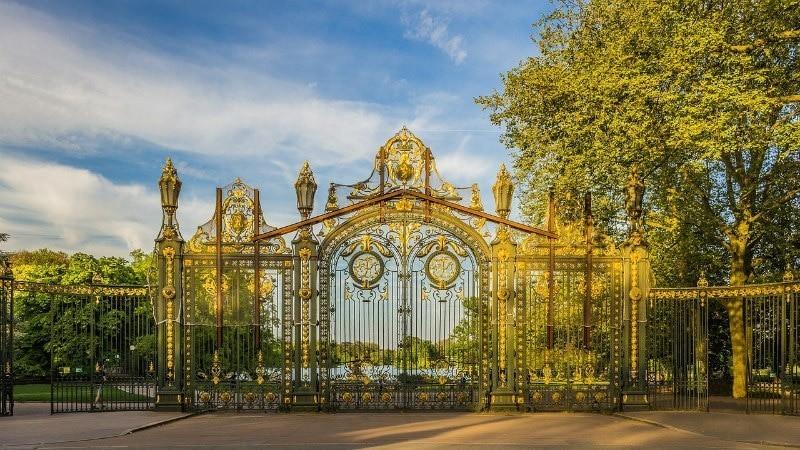 Parc de la Tete D'Or Lyon