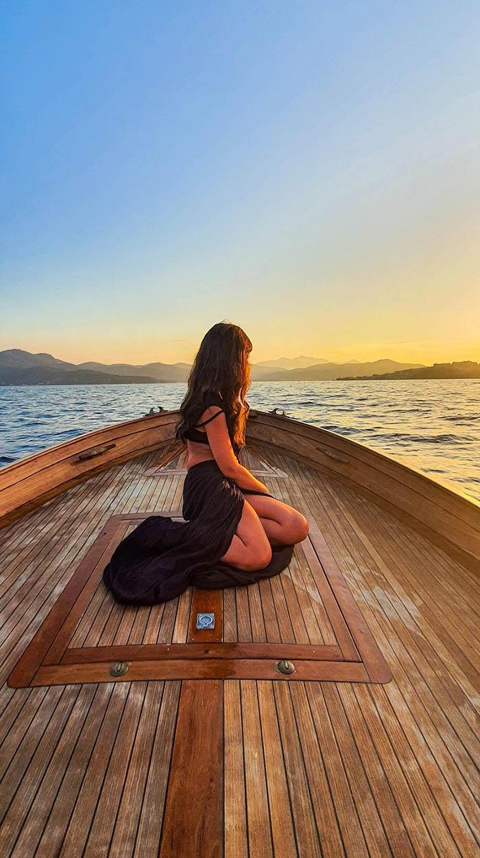 Tour privato in barca all'isola d'Elba