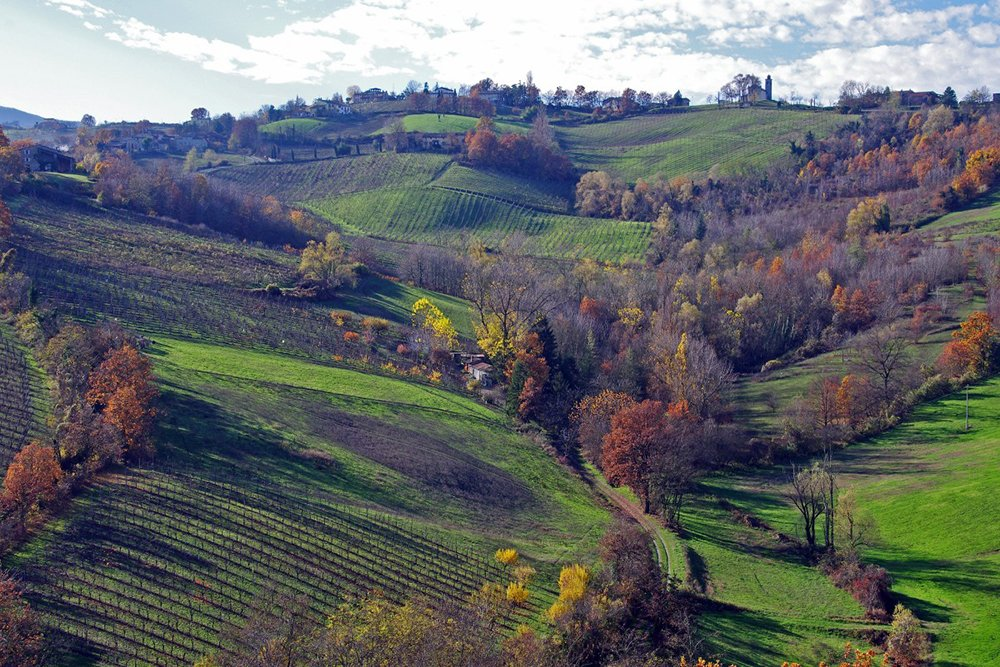 Itinerari a piedi in Emilia Romagna