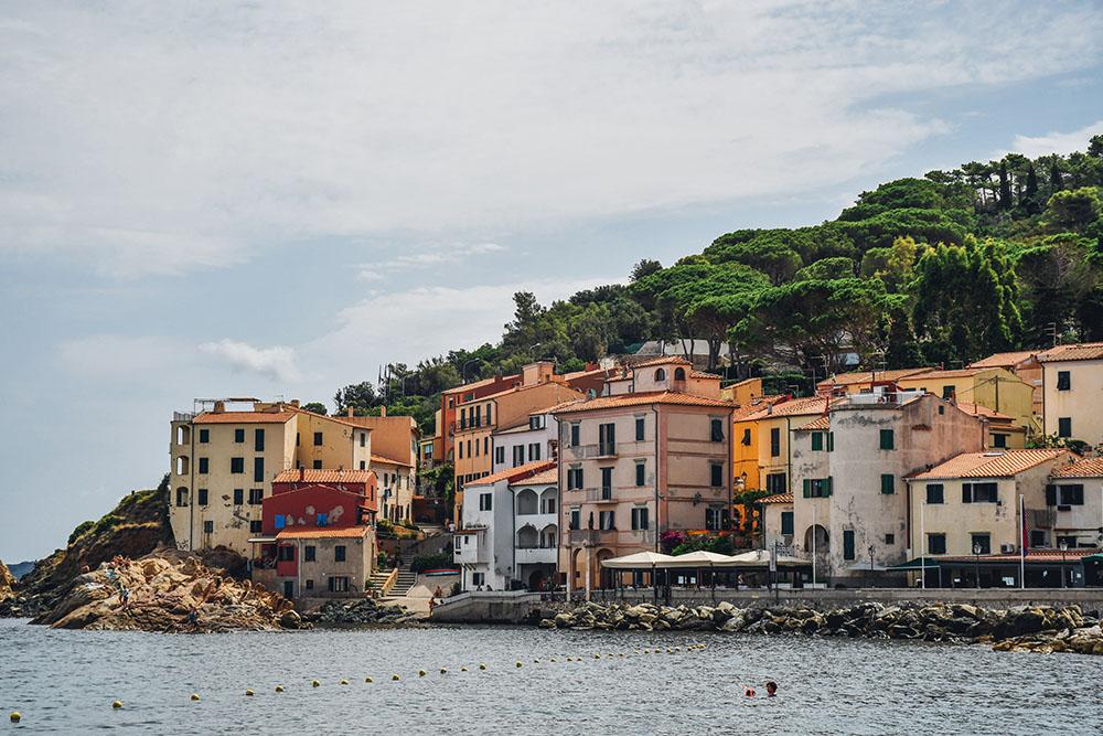 Borgo al Cotone a Marciana Marina